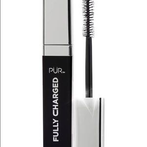 Fully Charged light up black mascara